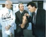Robert Powell - Genuine Signed Autograph 7571
